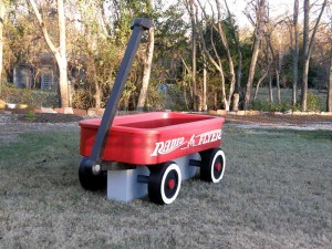 10 ft Radio Flyer