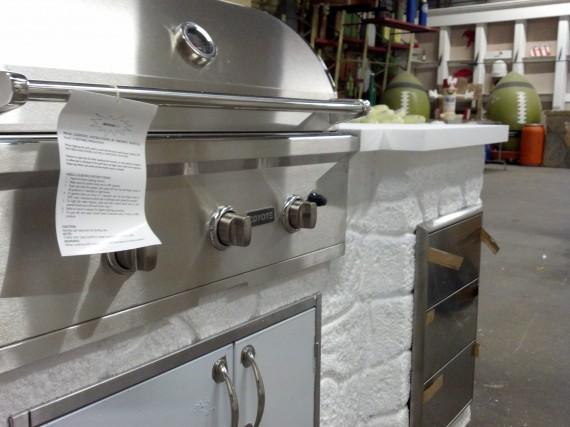 Custom Designed Grill